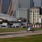 Аэропорт London City планируется расширить за счет Королевских доков