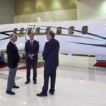 Bombardier начал поставки Learjet 75