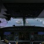 Falcon 8X одобрен для полетов в London City Airport