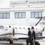 GlobeAir «оформила» партнерские отношения с London City Airport