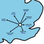Какой аэропорт Лондона наиболее удобен для деловых пассажиров?