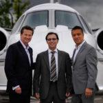 London Executive Aviation приходит в Грецию