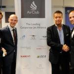 London Executive Aviation присоединяется к AirClub