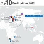 Luxaviation Group в 2017 году выполнила 20214 рейсов