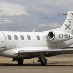 Luxaviation получает первый Phenom 300