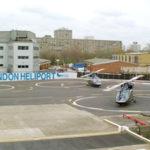 Построен новый пассажирский терминал Лондонского вертодрома