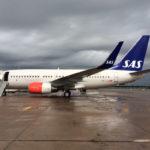 SAS полетел на BBJ