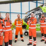 В London Oxford Airport «прописалась» детская воздушная скорая помощь