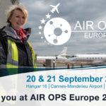 В сентябре в Каннах пройдет вторая конференция AIR OPS Europe 2017