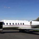 Zenith Aviation получил третий Learjet 75
